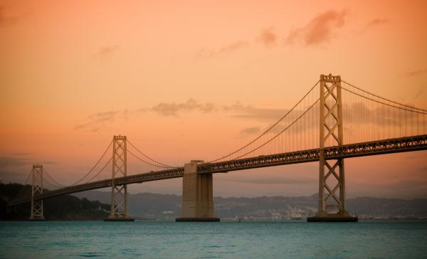 Mandy Wiltse - Bay Bridge