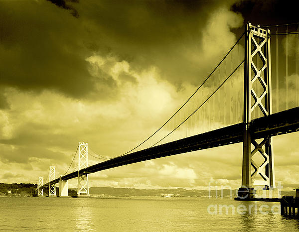 Heinz G Mielke - Bay Bridge San Francisco California