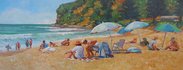Sherry McCourt - Beach Buddies