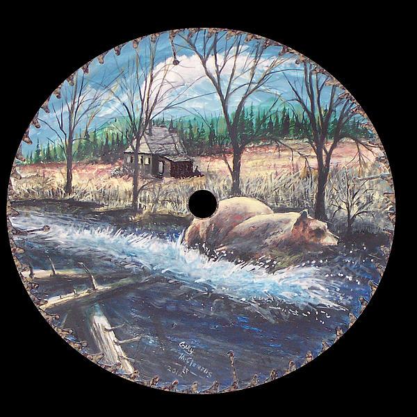 Gary McClemens - Bear keeping cool