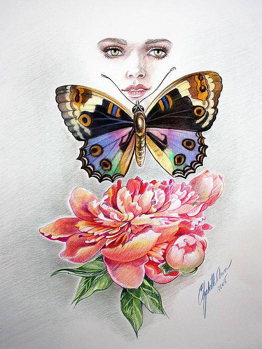 Elizabeth Shafer - Beautiful Butterfly