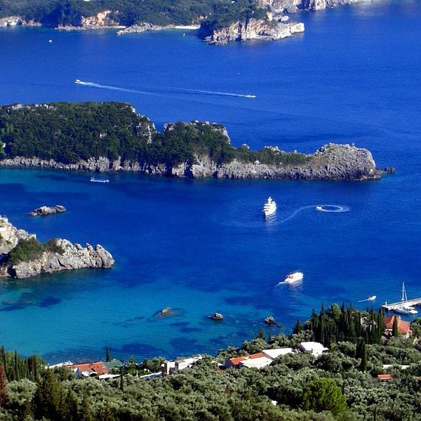 Jenn Lamond - Beautiful Corfu
