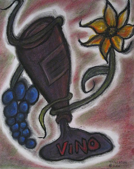 Tracy Fallstrom - Beauty on the Vine