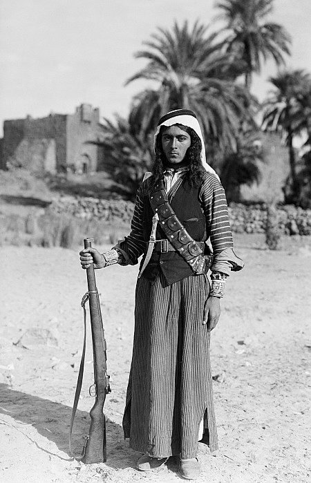 Bedouin Youth, C1926 Print by Granger