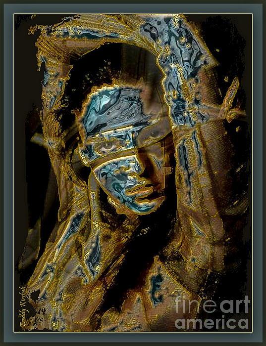 Freddy Kirsheh - Behind Mask