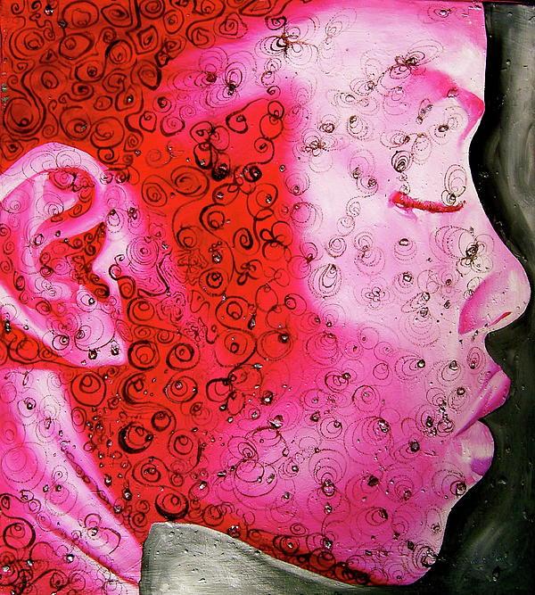 Bejeweled  Print by Laura Pierre-Louis