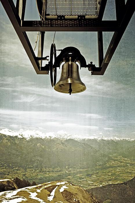 Bell In Heaven Print by Joana Kruse