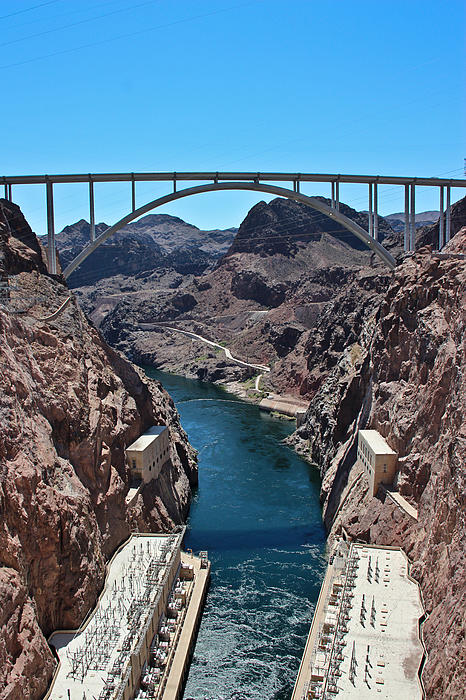 Heidi Smith - Beyond The Hoover Dam Spillway