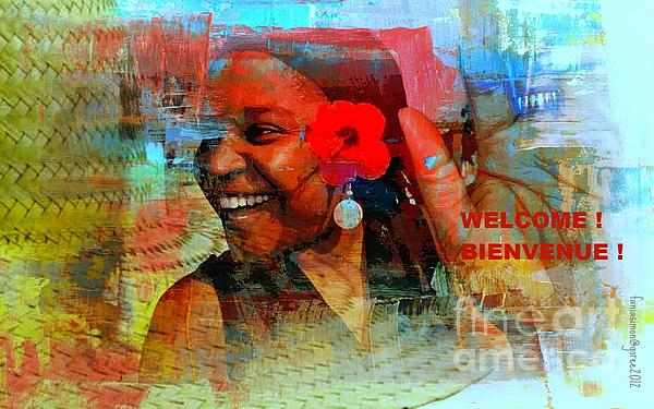 Fania Simon - Bienvenue - Welcome