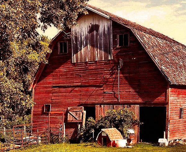 Don Wright - Big Barn Little Barn
