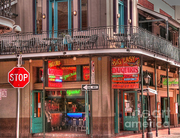 Big Easy Print by David Bearden