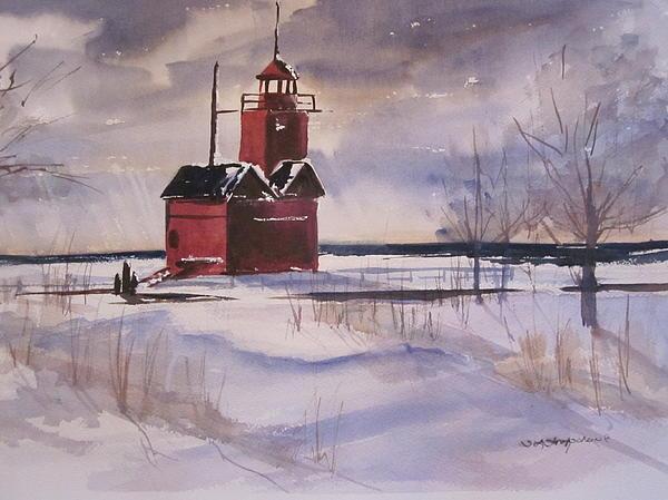 Sandra Strohschein - Big Red Holland Harbor