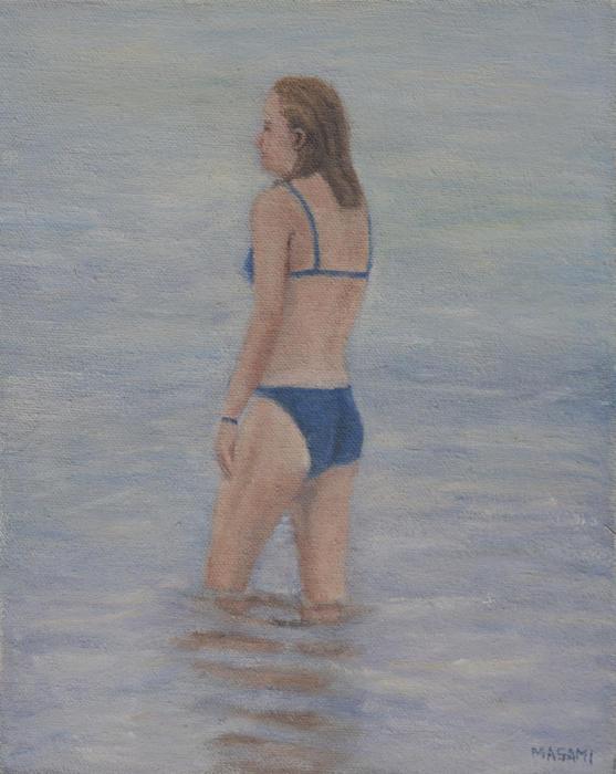 bikini girl in the water masami iida One year older and even with my daily bikini dynamite lessons, I'm spending ...