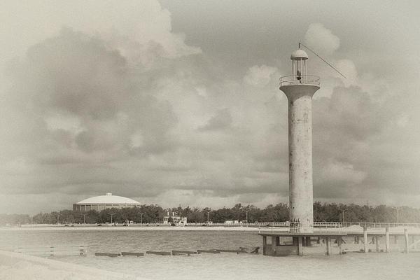 Biloxi Lighthouse Print by James Corley