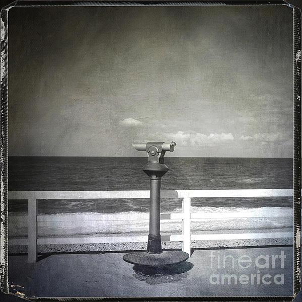 Binocular Print by Bernard Jaubert