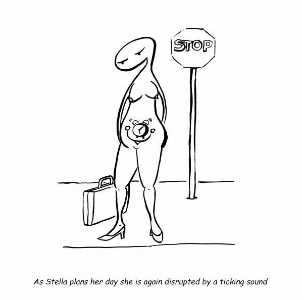 Biological Clock Print by Leanne Wilkes