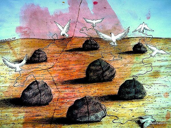 Paulo Zerbato - Birds Solicitous Of Light