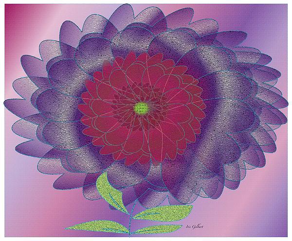 Iris Gelbart - Birthday Bloom