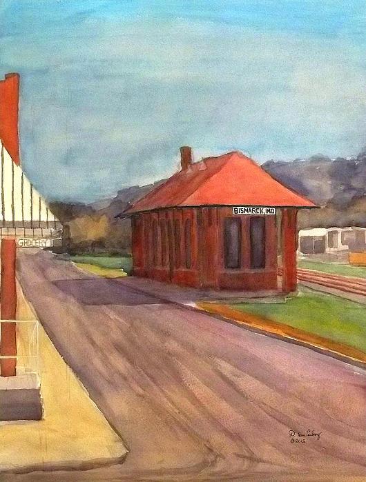 Tom Conboy - Bismarck Station