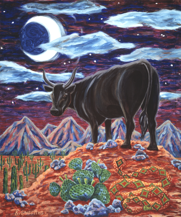 Karin Griffiths - Black Bull