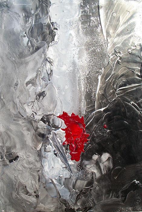 Danita Cole - Black n White n Red All Over I