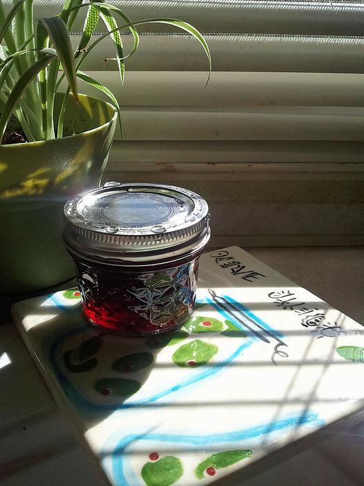 Karl Reid - Blackberry Jam - Olive Juice
