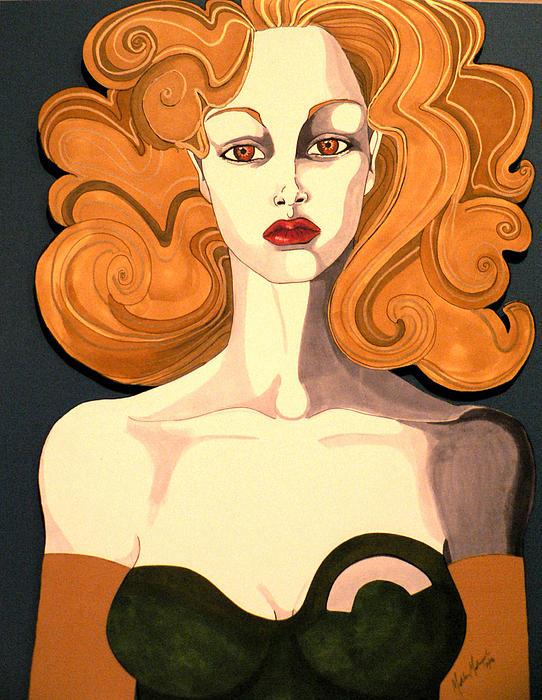 Madeline Mastromarchi - Blonde