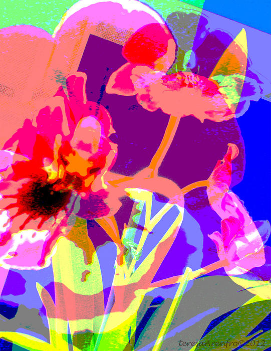 Forartsake Studio - Blooming Color - Orchids I