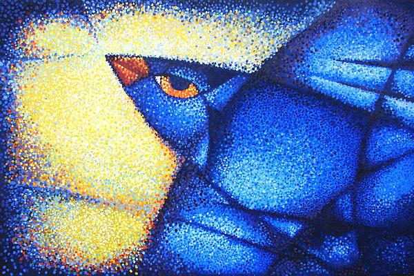 Alena Nikifarava - Blue Bird