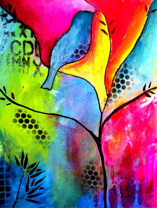 Nancy Eaton - Blue Bird