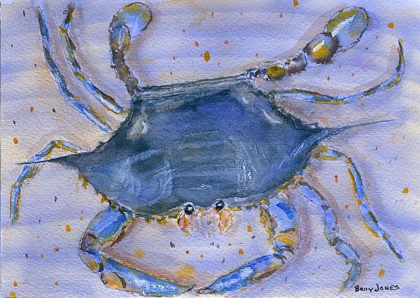 Barry Jones - Blue Crab