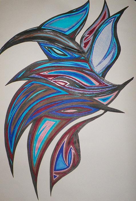 Tara Francoise - Blue Eagle
