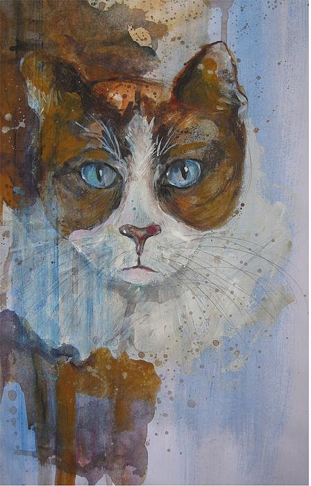 Brigitte Hintner - Blue Eyes