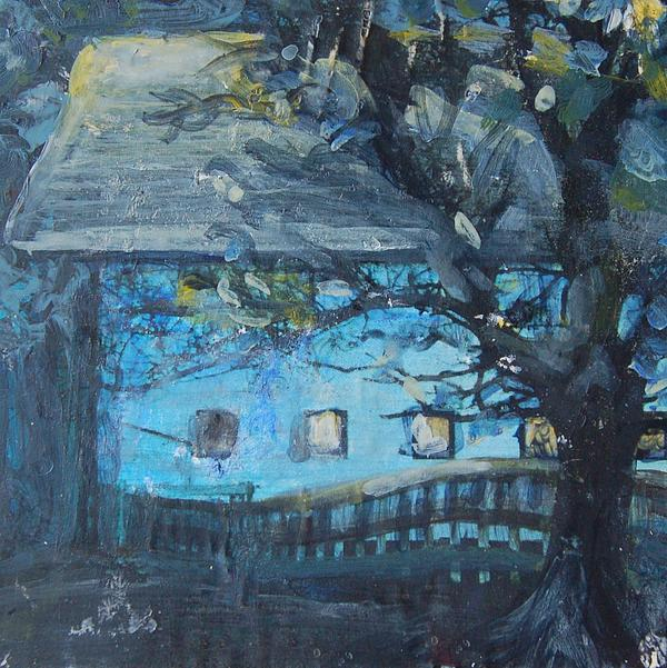 Fiona Finlay - Blue House