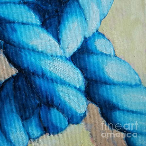 Ana Maria Edulescu - Blue Rope