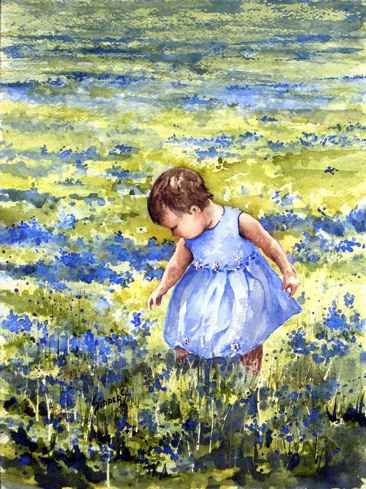 Blue Print by Sam Sidders