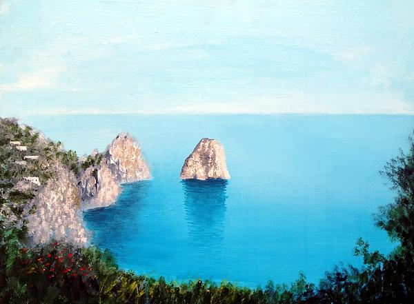 Larry Cirigliano - Blue Waters Of Capri