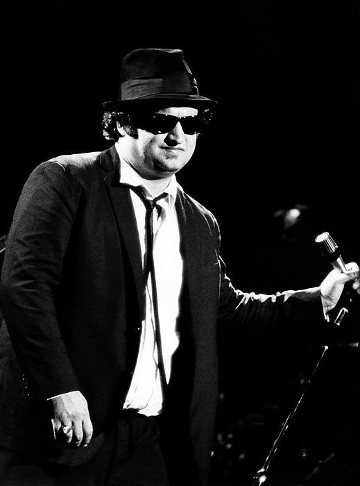 Chris Walter - John Belushi 1980 in Blues Brothers