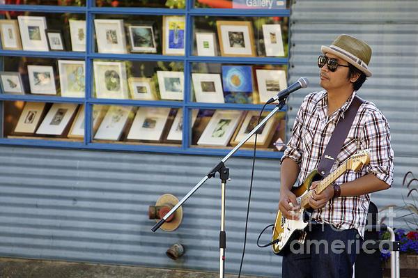 John  Mitchell - Blues Guitarist