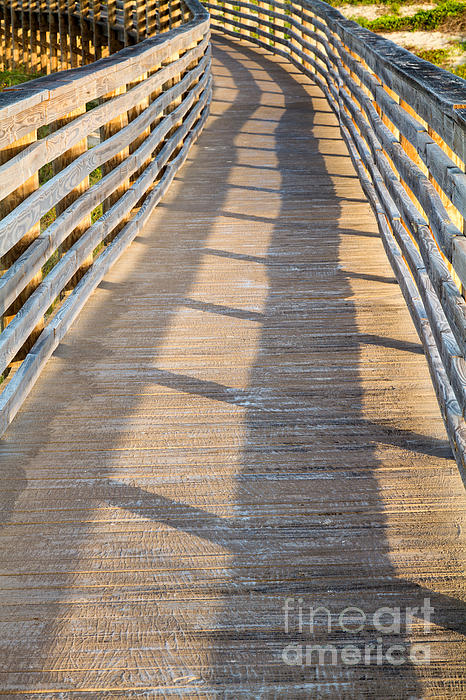Dawna  Moore Photography - Boardwalk