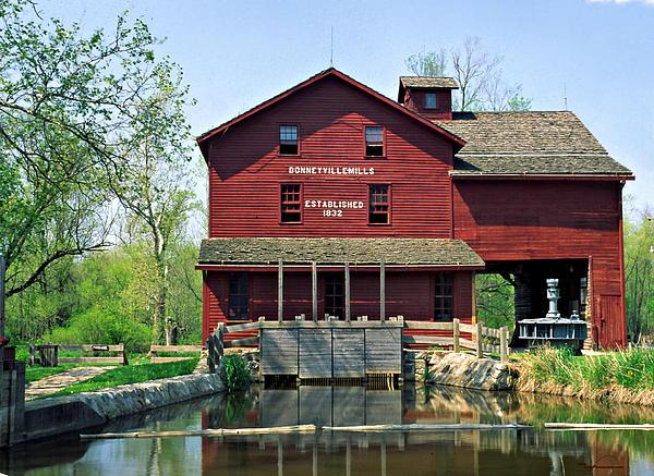 Y Elkhart Bonneyville Mill Elkha...