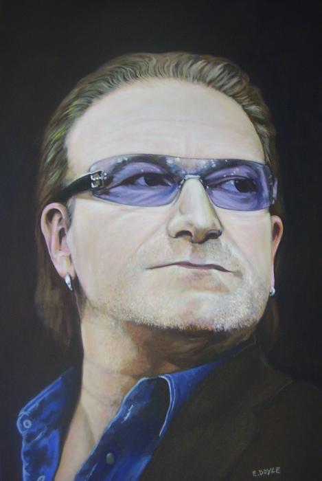 Bono Painting