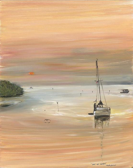 Leah Holland - Boot Key Harbor