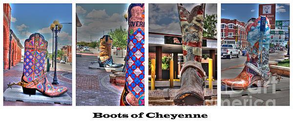David Bearden - Boots of Cheyenne