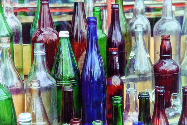 Karol  Livote - Bottles For Sale