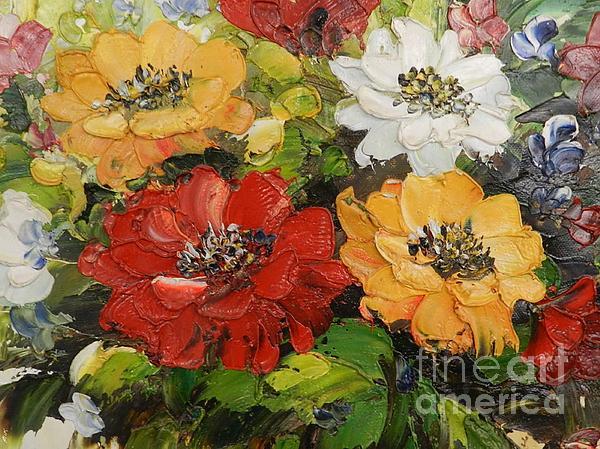 Kimberleigh Mik Goben  - Bouquet