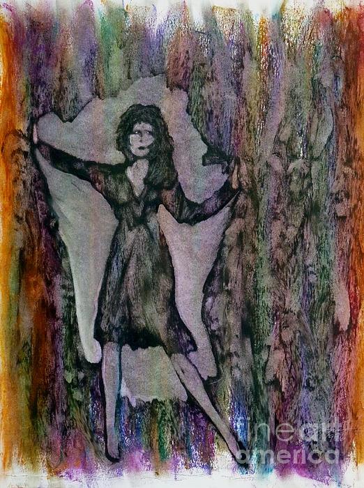 Breakout Print by Linda May Jones