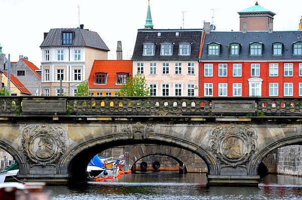 April Held - Bridge in Copenhagen
