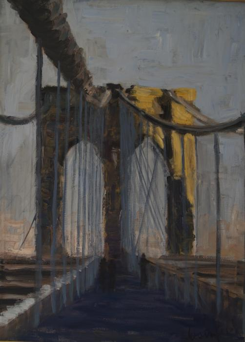 Gail Eisenfeld - Bridge One