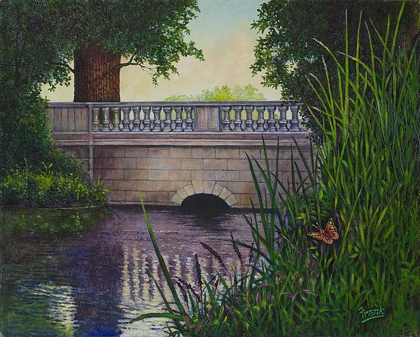 Michael Frank - Bridges of Forest Park II
